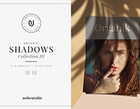 Organic Shadows Effect Collection III