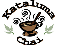 Logo Design for Kataluma Chai