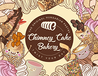Illustration for Chimney Cake Bakery