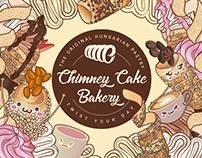 Illustration for Chimney Cake Bakery