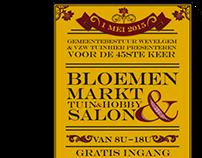 Bloemenmarkt / flower event
