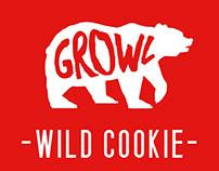 Branding - Growl Cookies