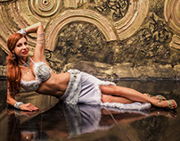 Танцовщица Анита
