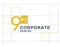 9/90 Corporate Center Rebrand