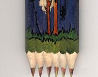 new pencils - Antonych poems