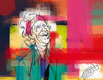 . Keith Richards .