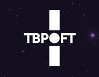"""Brand style for """"TBPOFT"""" music band"""