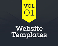 Website Templates vol.01