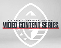 AAF Video Series Motion Graphics