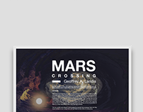 Mars Crossing Book Cover