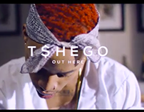 Tshego - Out Here (Official Video)