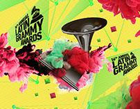 Cabezote Latin Grammy 2015 / Canal CityTv Colombia.