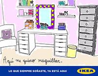 """Campaña """"SUEÑOS"""" - Ikea"""