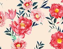Aquarela Floral