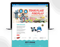 Spinmaster Brand page