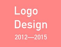 Logo design 2012—2015