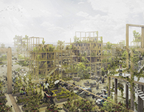 Syria Post-War Housing - matterbetter contest