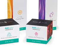 AVAinfuse Skincare line for AVA MD!