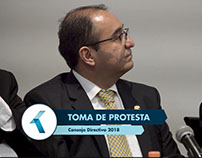 Video Evento Corporativo: Toma de Protesta