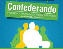 Confederando - Boletim Interno da CNM