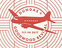 Dundas + Goodwood Revival Fly-in 2017