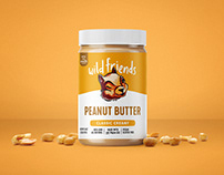 Wild Friends – Nut Butters