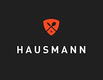 Hauman logo design