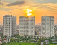 Chung cư Tecco Garden Thanh Trì - Trực tiếp chủ đầu tư