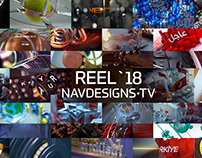 Navdesigns Showreel ` 18