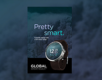 Smart Watch // Global Outlook™