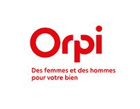 ORPI, global branding