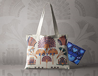 Loving Egypt - Tote Bag