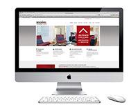 Rénovation Deschênes : Conception de site web
