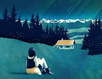 Magical Solitude... | Digital Art