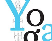Type Specimen-Yoga