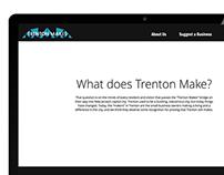 Trenton Makes Campaign