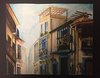 Cordoba Watercolor