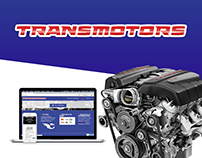 Transmotors Branding & Website