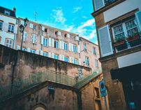 Streets of Metz