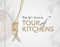 Tour of Kitchens - App Splash