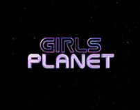 GirlsPlanet999 PC & Mobile Web UX/UI eXperience Design
