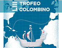 Cartel Trofeo Colombino