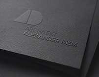 Corporate Design Alex Diem