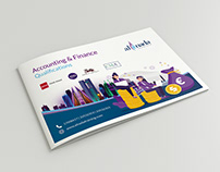 #10 page Brochure/Magazine design in Illus