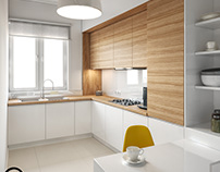 Apartment at Patisia Athens - Kitchen
