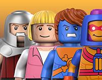Lego Minifigures: Series 8