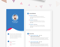 The Resume Template