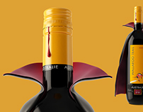 Wallaroo Trail Wine promotion Halloween