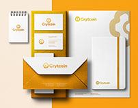 Crytcoin - Logo and Branding Design
