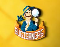 Logo & Mascote - Mr. Bugigangas